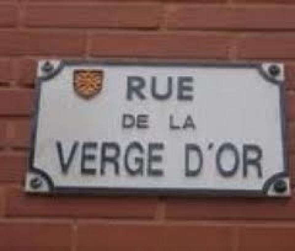 Rue de la Verge d'Or