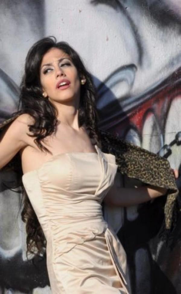 Miss Uruguay, Mercedes Bissio Del Puerto