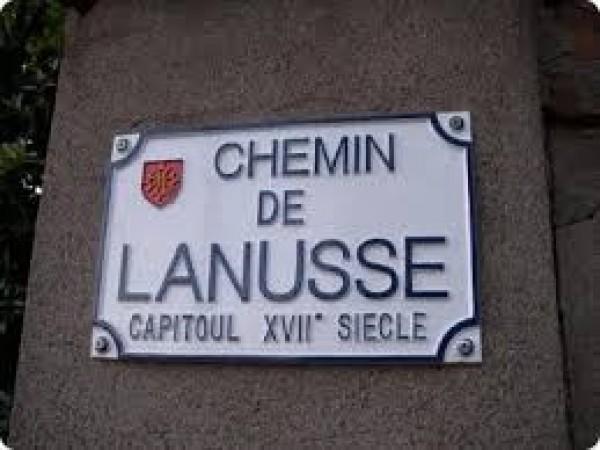 Chemin de Lanusse