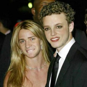 Voter pour britney spears - justin timberlake