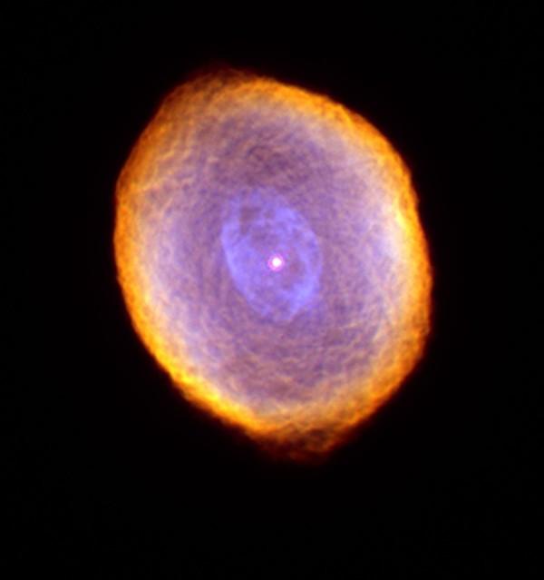 The Spirograph Nebula