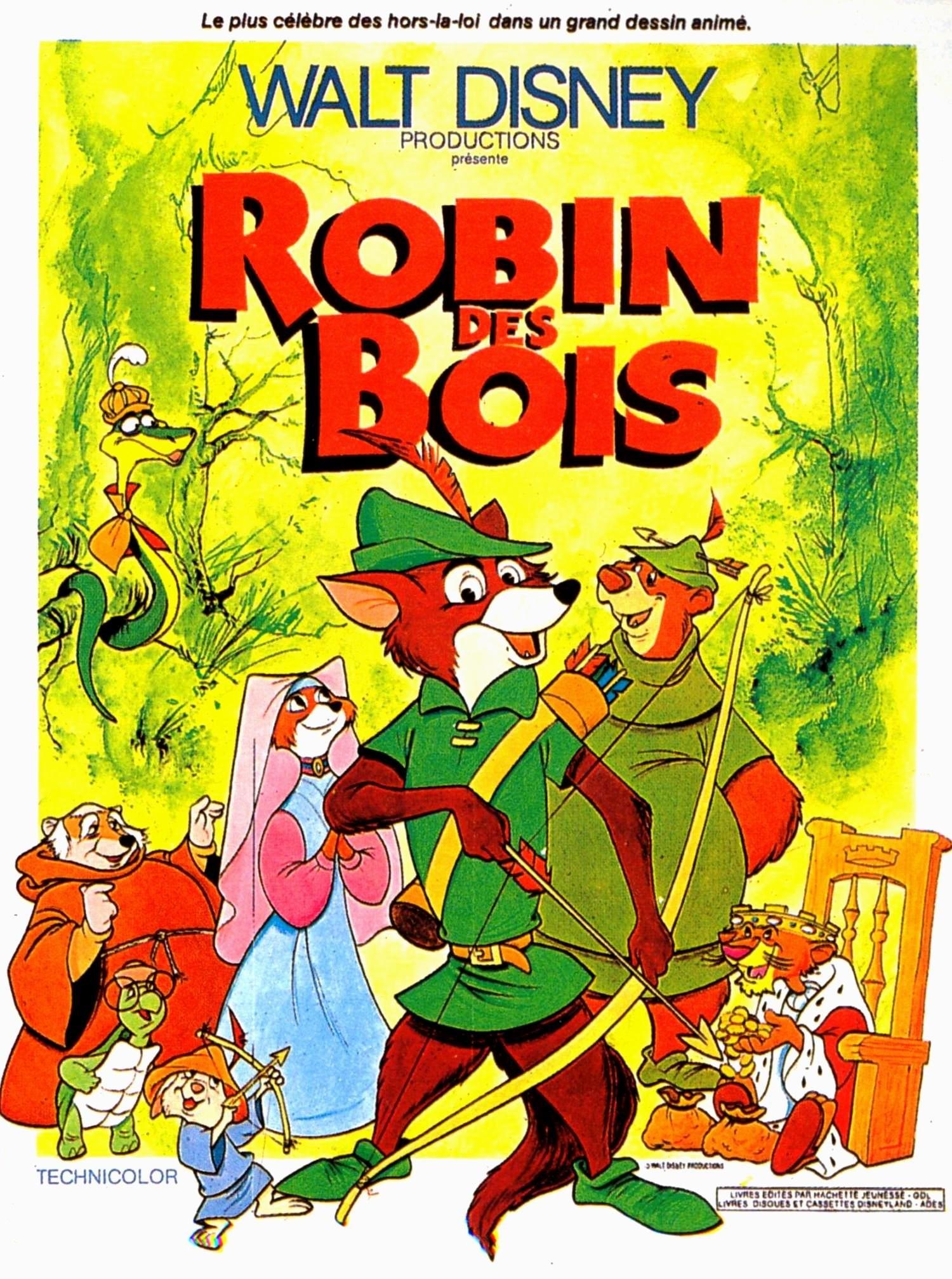 Impressionnant Coloriage Robin Des Bois Dessin Animé