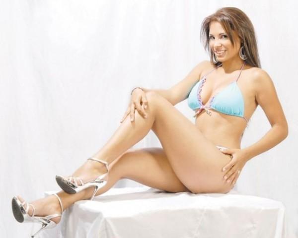 Miss Nicaragua, Luz Mery Decena Rivera