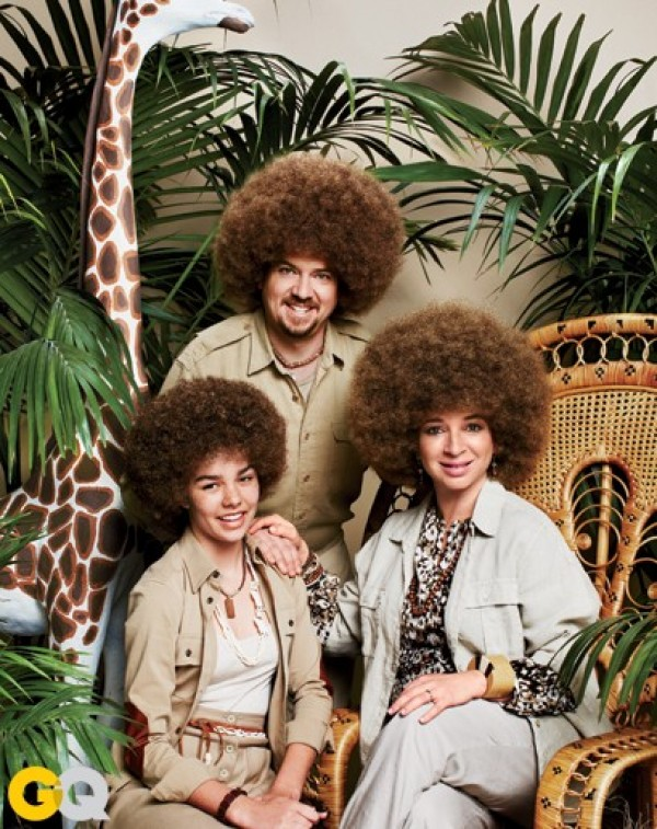La famille Safari