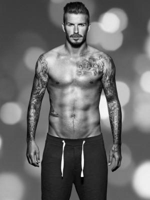Voter pour David Beckham