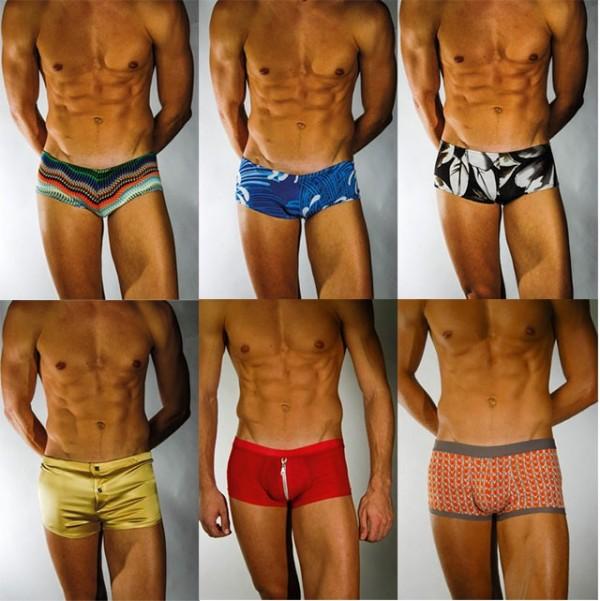 Les boxers à illusions optique