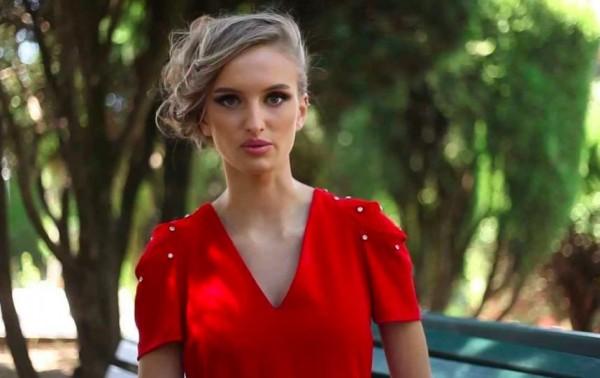 Miss Géorgie, Tamar Shedania