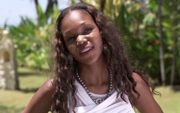 Miss Haïti, Ketsia Lioudy Iciena
