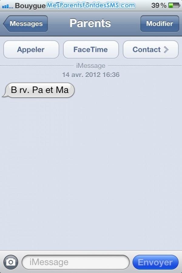 Ils pensent que les SMS sont facturés au nombre de lettres...