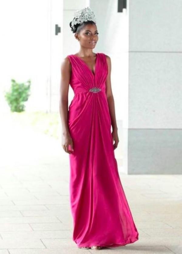 Miss Guinée-Equatoriale, Restituta Mifumu Nguema