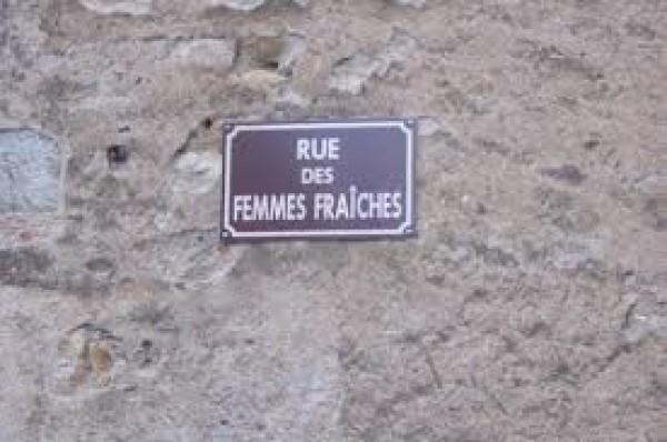 Rue des Femmes Fraîches