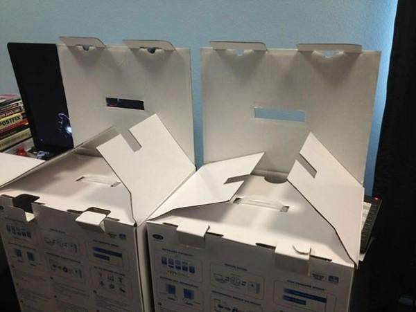Les boîtes démons