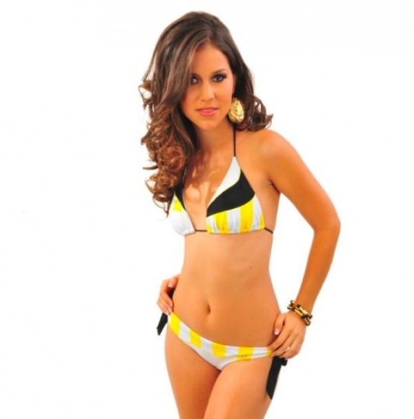 Miss Costa Rica, Yarly Marin