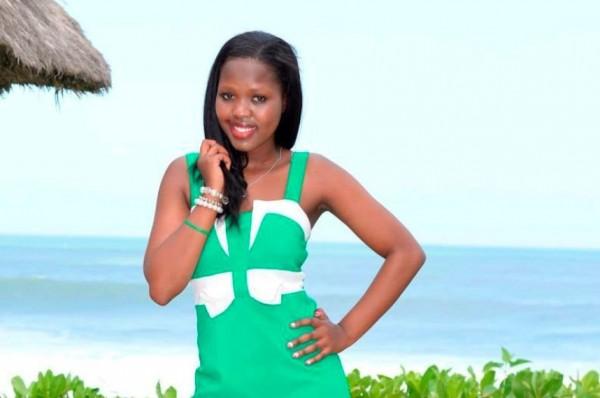 Miss Lesotho, Mamahlape Caroline Matsoso