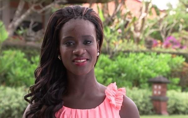 Miss Guinée-Bissau, Heny Tavares