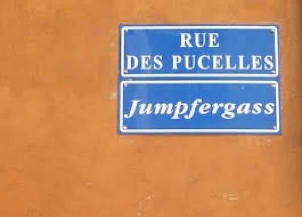 Rue des Pucelles