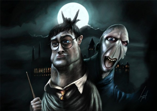 Harry Potter (2)