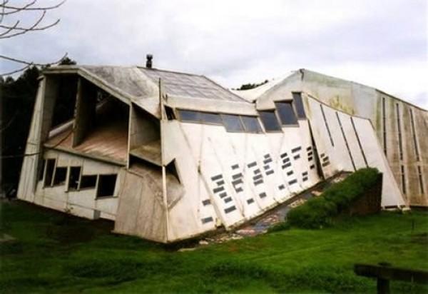 La maison cassée