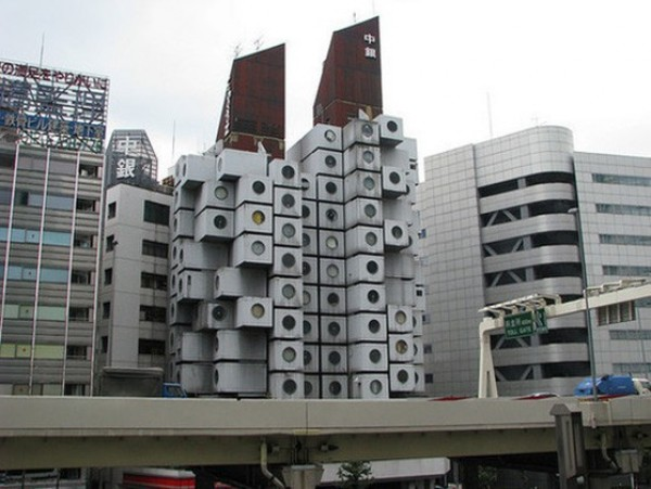 Capsule Tower - Japon