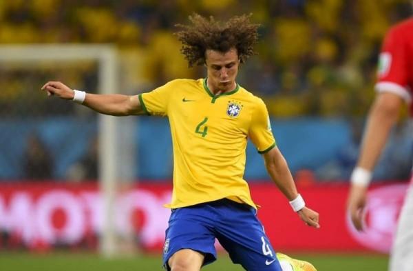 Les touffus David Luiz