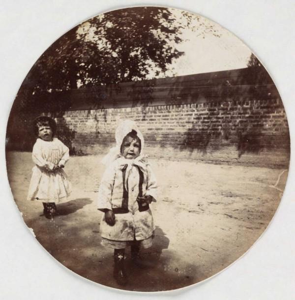 Deux jeune filles