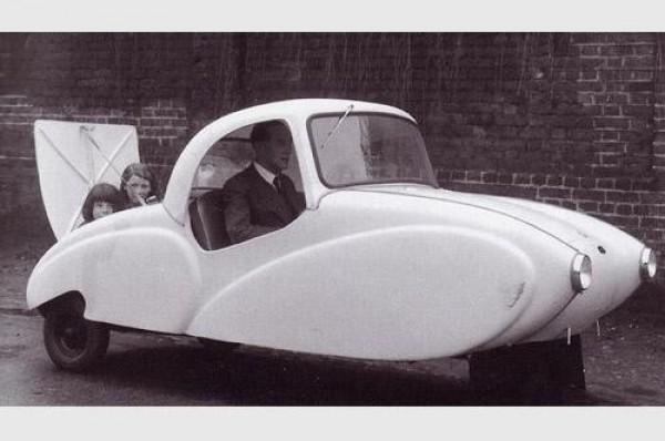Allard Clipper 1953