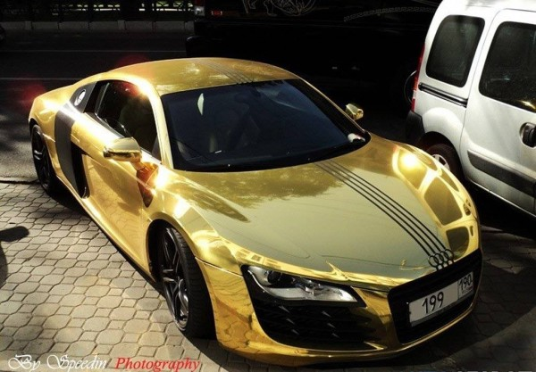 Audi R8 OR