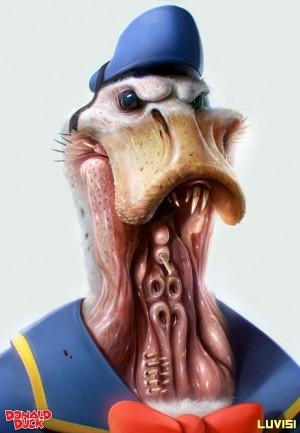 Voter pour Donald Duck