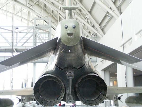 L'avion le plus heureux au monde