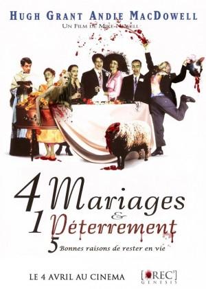 Voter pour 4 mariages et 1 deterrement