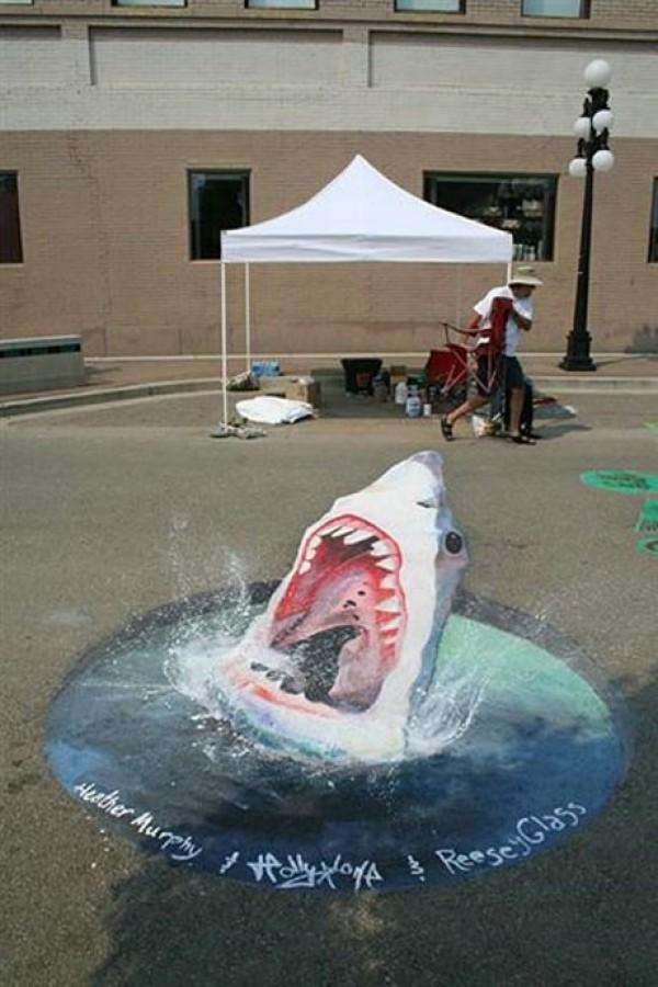 Le requin (2)