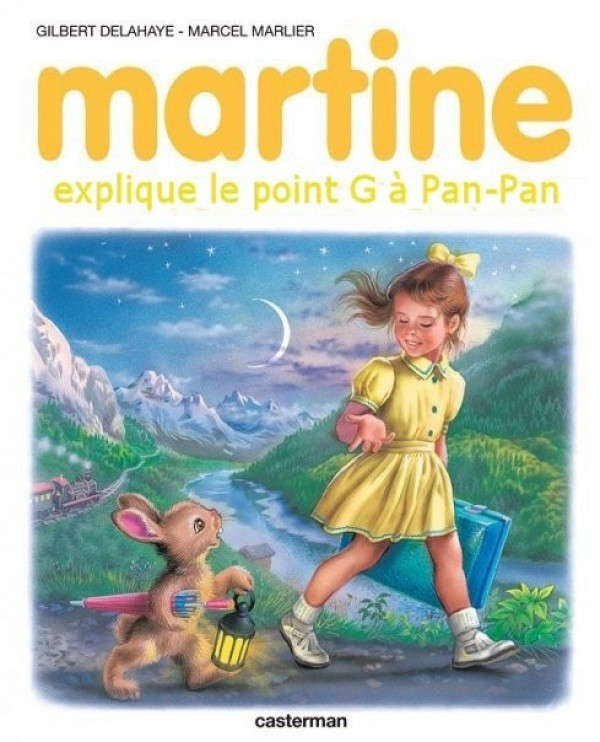 Martine explique le point G à Pan-Pan