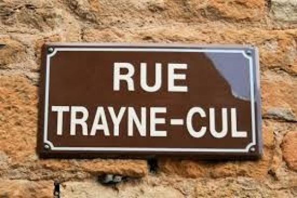 Rue Trayne-Cul