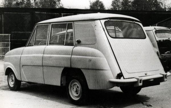 Renault 4 Projet 112