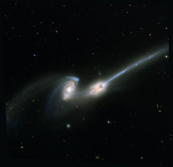The Mice-NGC 4676