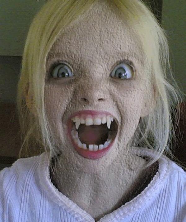Zombie Vampire Kid