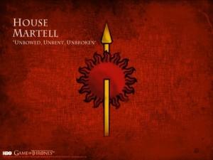Voter pour Maison Martell : Insoumis, Invaincus, Intacts.