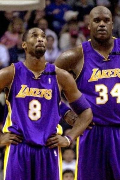 Shaquille O'Neal - Kobe Bryant