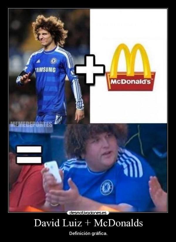 Luiz plus McDo