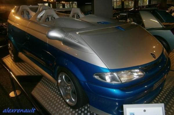 Renault Matra Espider