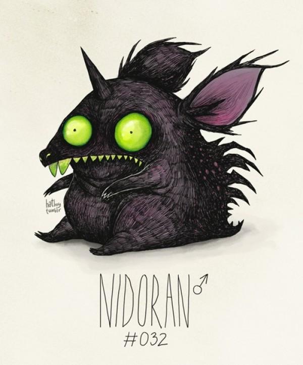 nidoran m