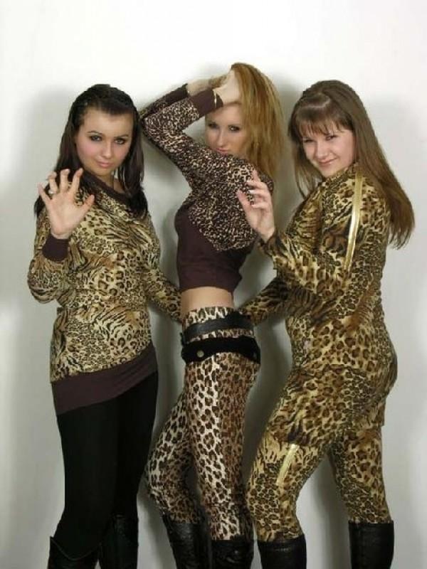 starpoubelle drôles de dames léopard