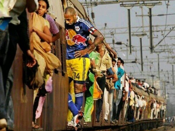 Thierry Henry, version indienne