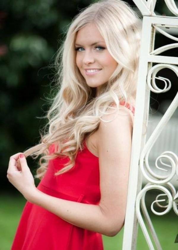 Miss Angleterre, Kirsty Heslewood