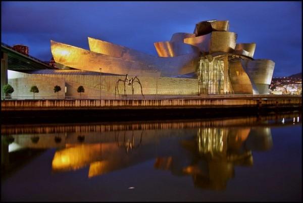 Musée de guggenheim - Espagne