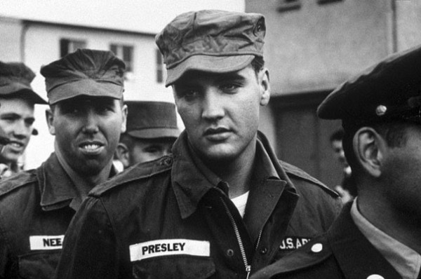 1958 : Elvis à l'armée