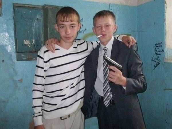 Pendant ce temps là en Russie
