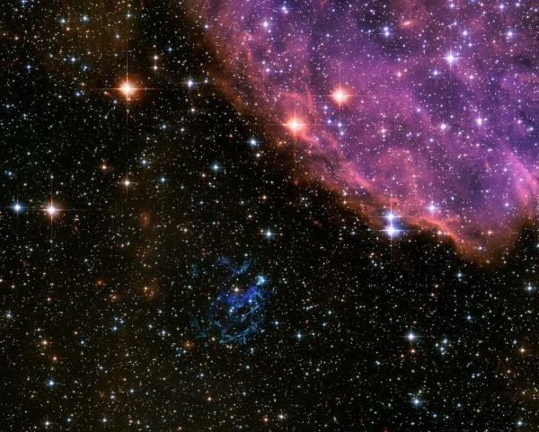 Extraterrestrial Fireworks