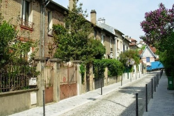 Maisonnettes bucoliques  Villa Daviel (13ème)
