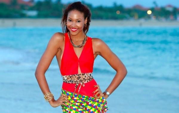 Miss Jamaïque, Gina Hargitay